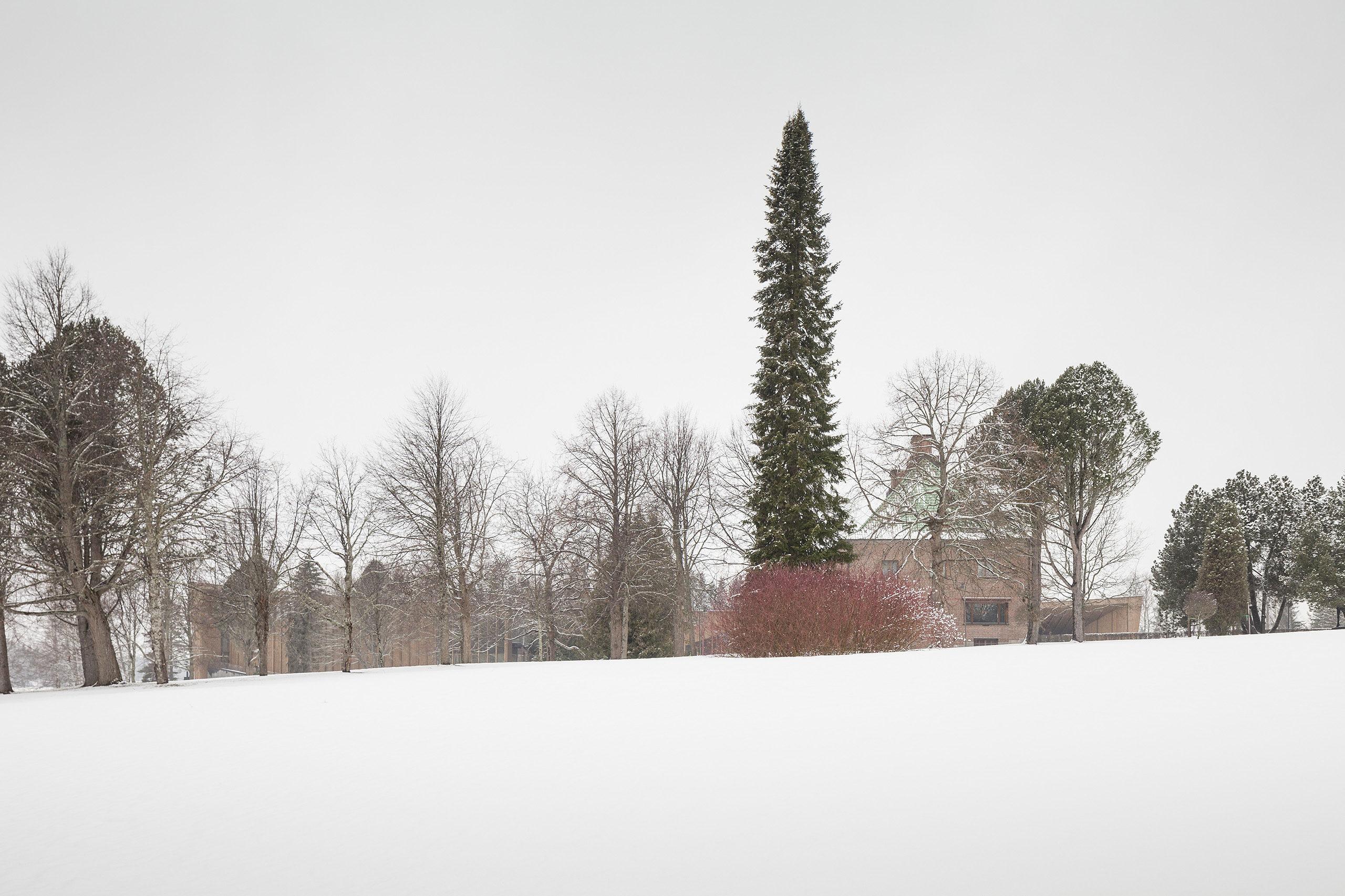 Serlachius Museum Gösta Pavilion