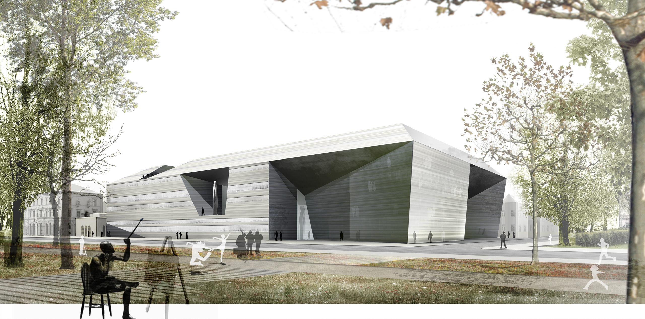 Tartu Library and Art Museum